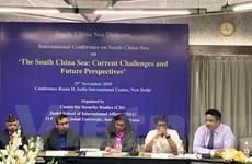 Chuyên gia quốc tế tán dương phản ứng của Việt Nam ở Biển Đông