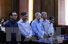 [Photo] Tuyên án nguyên Phó Chủ tịch UBND TP.HCM Nguyễn Hữu Tín