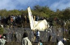 Rơi máy bay quân sự tại Sri Lanka, 4 sỹ quan thiệt mạng