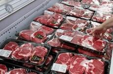 Mỹ quyết định bỏ lệnh cấm nhập khẩu thịt bò sống từ Brazil