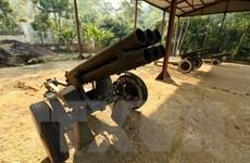 Hình ảnh những trận địa pháo làm nên Chiến thắng Điện Biên Phủ