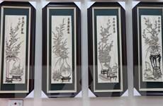 Hoàn thiện hồ sơ Nghề làm tranh dân gian Đông Hồ xem xét gửi UNESCO