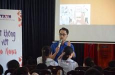 """Chương trình """"Nói không với Fake News"""" đến với học sinh Đà Nẵng"""