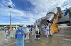 Tiếp tục đưa hơn 260 công dân Việt Nam từ UAE về nước an toàn