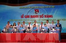 Hà Nội: Lễ ghi danh sổ vàng 88 thủ khoa xuất sắc năm 2020