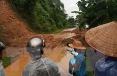 Mưa dông gây nhiều thiệt hại tại huyện Lục Yên, Yên Bái