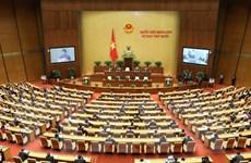 [Photo] Khai mạc Kỳ họp thứ mười, Quốc hội khóa XIV