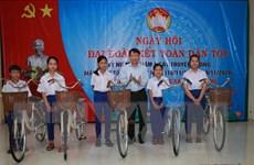 Tổng Giám đốc TTXVN dự Ngày hội đại đoàn kết toàn dân ở Quảng Trị