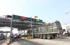 Bộ Giao thông Vận tải đề nghị 3 địa phương thúc đẩy thu phí không dừng