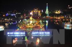 [Photo] Không khí đón Giáng sinh 2020 tại một số nơi ở Việt Nam