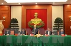 Bộ Chính trị, Ban Bí thư gặp mặt thân mật các đồng chí nguyên lãnh đạo