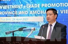 Kết nối xúc tiến đầu tư-thương mại Thái Bình với doanh nghiệp Hoa Kỳ