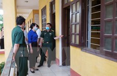 Vĩnh Phúc: Chuẩn bị sẵn sàng bệnh viện dã chiến, mở rộng khu cách ly