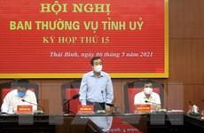 Thái Bình, Điện Biên, Hải Phòng họp khẩn về chống dịch COVID-19