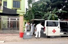 Cách ly 4 thôn của Gia Lâm do có 4 học sinh dương tính với SARS-CoV-2