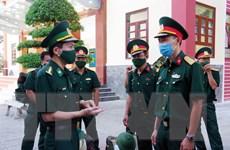 Kích hoạt hệ thống phòng, chống dịch cao nhất trong toàn quân