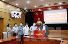 Cán bộ, lao động Khối các cơ quan TW ủng hộ Quỹ Phòng, chống dịch