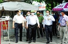 Hà Nội: Doanh nghiệp đủ điều kiện an toàn duy trì sản xuất kinh doanh