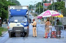 Tăng cường, chủ động phòng chống dịch ở các chốt cửa ngõ Thủ đô