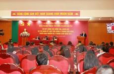 Kiểm tra, giám sát tổ chức đảng gắn với trách nhiệm cán bộ chủ chốt