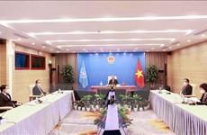 Chủ tịch nước dự phiên Thảo luận mở Cấp cao về Hợp tác giữa LHQ và AU