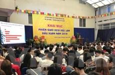 Hà Nội: Hơn 1.300 chỉ tiêu tuyển dụng, tuyển sinh đầu Xuân