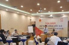 Việt Nam tham gia đàm phán Công ước mới của ILO về quấy rối tình dục