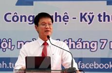 Ngã từ tầng 8, Thứ trưởng Bộ Giáo dục và Đào tạo Lê Hải An tử vong