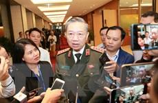 Bộ trưởng Tô Lâm: Điều tra quốc tế vụ 39 người chết ở Anh