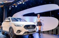MG ZS bản 2021 ra mắt thị trường Việt Nam, thêm nhiều công nghệ mới