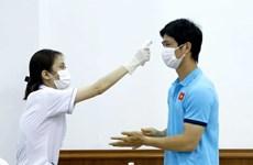 Đội tuyển Việt Nam hoàn thành cách ly, HLV Park Hang-seo trở về Hà Nội