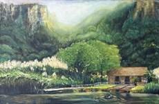 Trải nghiệm nghệ thuật mới lạ cho người yêu hội họa tại Hà Nội