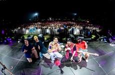 Nghệ sỹ quốc tế và Việt Nam thăng hoa trên sân khấu Monsoon 2019