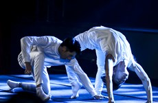 Nghệ sỹ Việt toả sáng tại Lễ hội múa đương đại quốc tế Xposition 'O'