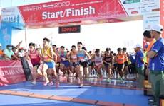 Hơn 4.500 người tham gia giải VĐQG Marathon, cự ly dài báo Tiền Phong