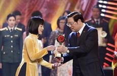 VietnamPlus được xướng tên tại Giải báo chí toàn quốc về Xây dựng Đảng