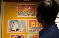 Triển lãm 1010 bức tranh cổ động đón mừng 1010 năm Thăng Long-Hà Nội