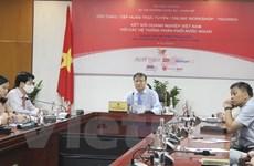 Tăng ''phủ sóng'' hàng Việt tại hệ thống các nhà bán lẻ nước ngoài