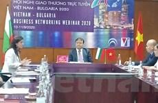 Tận dụng EVFTA, đẩy mạnh hợp tác thương mại Việt Nam-Bulgaria