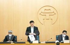 Bộ trưởng Y tế: Hà Nội phải thay đổi chiến thuật ứng phó với COVID-19