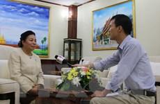 Quan hệ đặc biệt Việt Nam-Lào sẽ mãi không ngừng phát triển