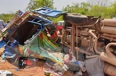Tai nạn giao thông nghiêm trọng tại Mali, gần 40 người thương vong