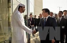 Việt Nam-UAE quyết tâm nâng kim ngạch thương mại lên 10 tỷ USD