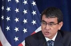 Nhật Bản triệu Đại sứ Hàn Quốc liên quan bất đồng lao động thời chiến