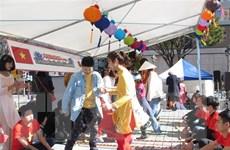 Fukushima chìm đắm trong bầu không khí lễ hội mang đậm nét Việt Nam