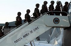Máy bay quân sự chở 38 người của Chile mất tích vào sáng 10/12