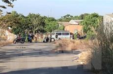 Bình Phước: Người đàn ông chủ quán ăn bị thiêu cháy giữa đường