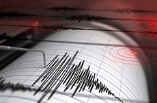 Động đất có độ lớn 6.0 làm rung chuyển một phần Indonesia