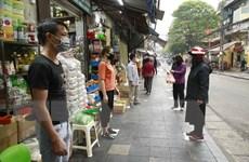 Hà Nội đẩy mạnh tuyên truyền để người dân tự giác thực hiện Chỉ thị 16