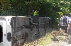 Quảng Bình: Xe chở khách lao xuống vực, ít nhất 8 người tử vong